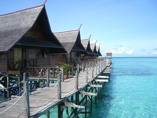 Kapalai dive resort sipadan island diving - Kapalai dive resort price ...