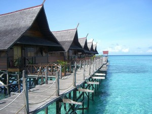 Kapalai Dive Resort