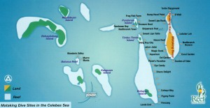 Mataking Island Dive Sites